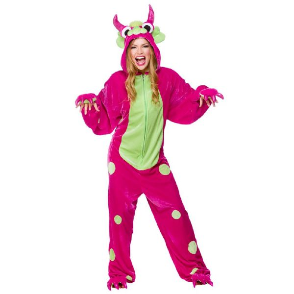 Adult Unisex Mighty Monster Costume for Halloween Fancy Dress Mens or Ladies